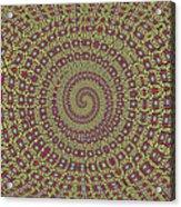 Saguaro Forest Abstract #2 Acrylic Print
