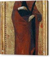 Saint Apollonia Acrylic Print