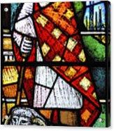 Saint Blaise. Acrylic Print