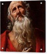 Saint Jerome Acrylic Print