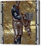 Saint Matthew Acrylic Print by Granger