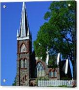 Saint Peter's Roman Catholic Church In Harpers Ferry Acrylic Print