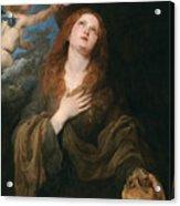 Saint Rosalie Acrylic Print