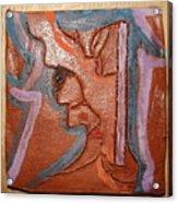 Salon - Tile Acrylic Print