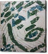Samson - Tile Acrylic Print