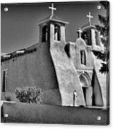 San Francisco De Asis Mission Church Acrylic Print