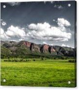 San Juan Mountains Of Colorado Acrylic Print