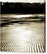 Sand Patterns. Acrylic Print