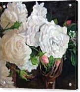 Scent of Roses Acrylic Print
