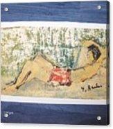 Schita 2 Acrylic Print