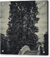 Schwetzingen Castle Park Acrylic Print
