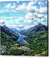 Scottish Landscape Acrylic Print