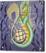 Sea Dragon II Acrylic Print
