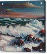 Seascape 01 Acrylic Print