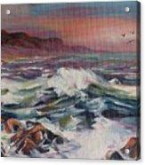 Seascape 02 Acrylic Print