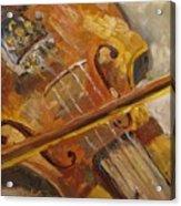 Secondhand Violin Acrylic Print