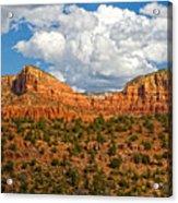 Sedona Mountains Arizona Acrylic Print