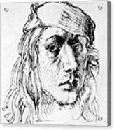 Self Portrait 1493  Acrylic Print