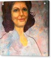 Selfportrait Acrylic Print