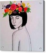 Serene Acrylic Print