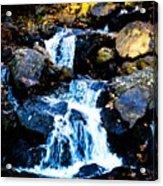 Serene Waters Acrylic Print