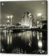 Shanghai Nights Acrylic Print