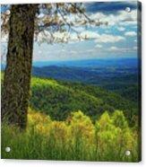 Shenandoah Valley Np Acrylic Print