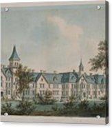 Sheppard Asylum  Acrylic Print