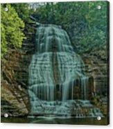 Shequaga Falls Acrylic Print