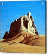 Ship rock Acrylic Print