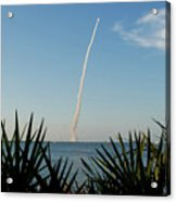 Shuttle Launch Acrylic Print