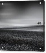 Silence - Fine Art Landscape Photography Acrylic Print
