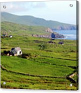 Skellig Ring - Ireland Acrylic Print