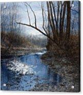 Skippack Blues Acrylic Print