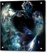 Song Of The Universe Acrylic Print