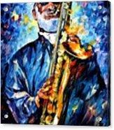 Sonny Rollins Acrylic Print