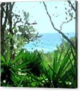 South Shore Bermuda Acrylic Print