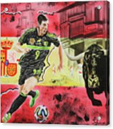 Spain Acrylic Print