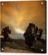 Spanish Landscape Acrylic Print