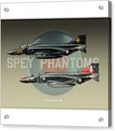 Spey Phantoms Acrylic Print