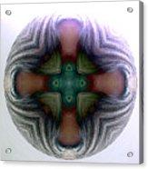 Spheres Acrylic Print