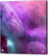 Nebula Dreamscape Acrylic Print