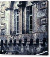 Spooky House Acrylic Print