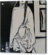 Sri Anandamayi Ma Acrylic Print