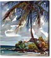 St. Croix Beach Acrylic Print