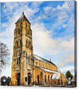 St. Edward Acrylic Print