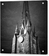 St Martin Church In The Bullring Birmingham England Uk Acrylic Print