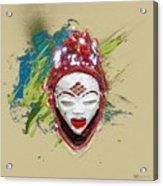 Star Spirits - Maiden Spirit Mukudji Acrylic Print