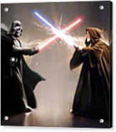 Star Wars Episode Iv - A New Hope 1977 Acrylic Print