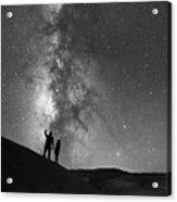 Stargazers  Acrylic Print